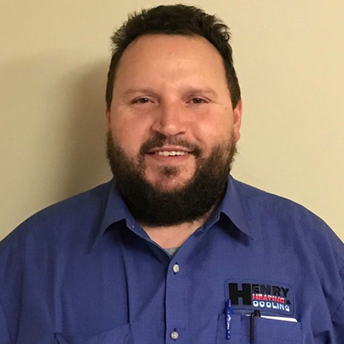 Henry Heating, Cooling & Plumbing - Chad Swaldo