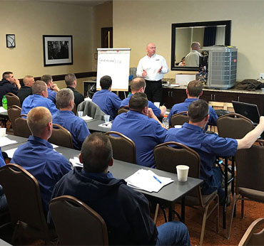 Henry Heating, Cooling & Plumbing - Continuing Education