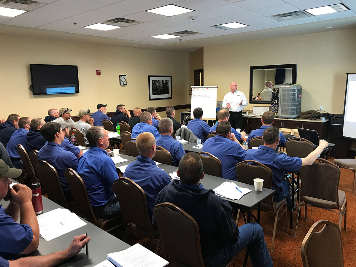 Federal Elite Henry Heating Cooling Services Zanesville Dover Continuing Education