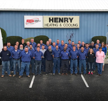 Henry Heating, Cooling & Plumbing - Join Our Team