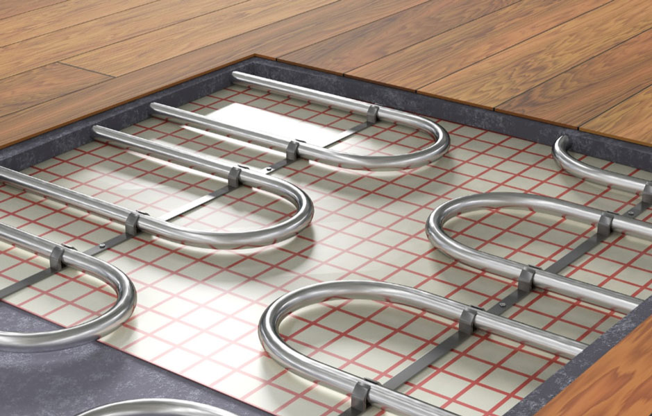 Henry Heating, Cooling & Plumbing - Residential Radiant Floor Heating Systems